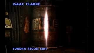 Dead Space 3 All suits (Isaac Clarke and John Carver, all DLC included)