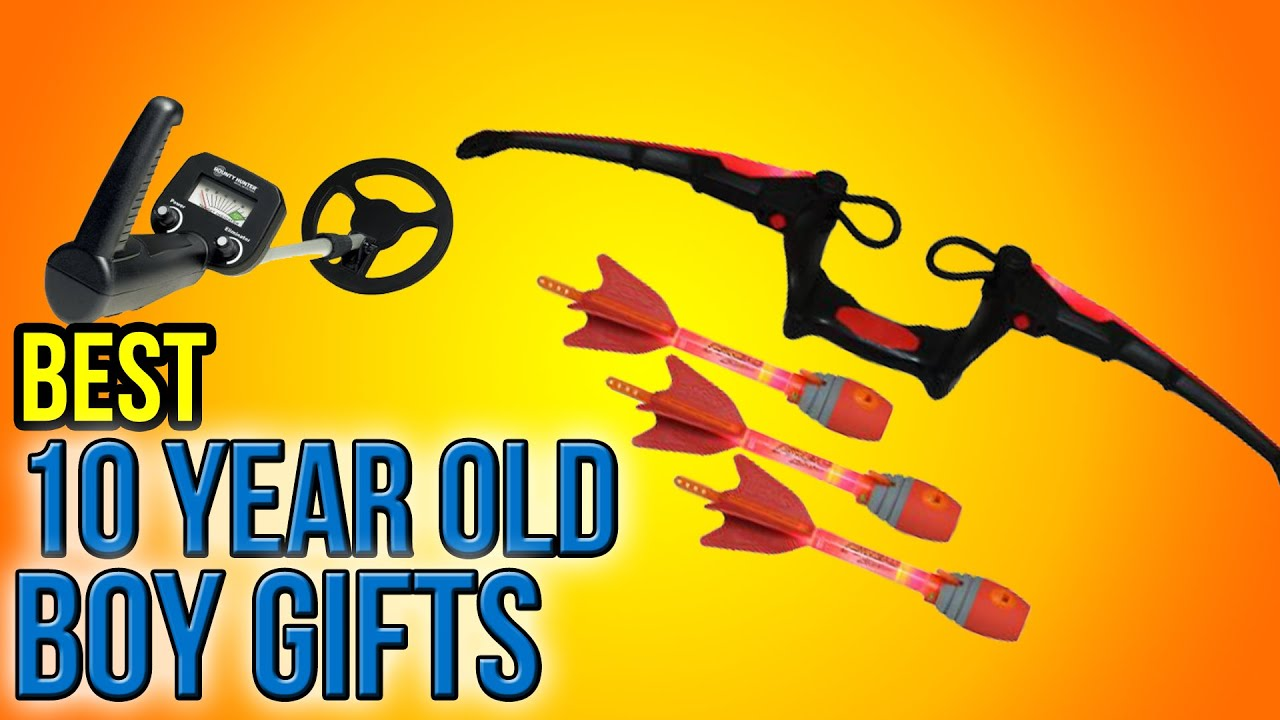 10 Best 10 Year Old Boy Gifts 2016