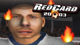 PLAYING THE BEST FOOTBALL GAME EVER (RedCard)