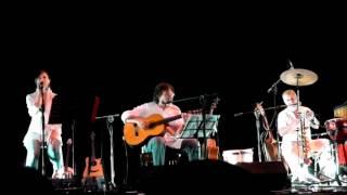 """IX Acoustic Franciacorta 2012 - Marone (BS) - Suona Libero Trio : """"Ah che sarà"""""""
