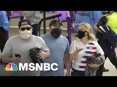 Biden Expected To Announce Updated Guidance On Wearing Masks Outdoors   Hallie Jackson   MSNBC