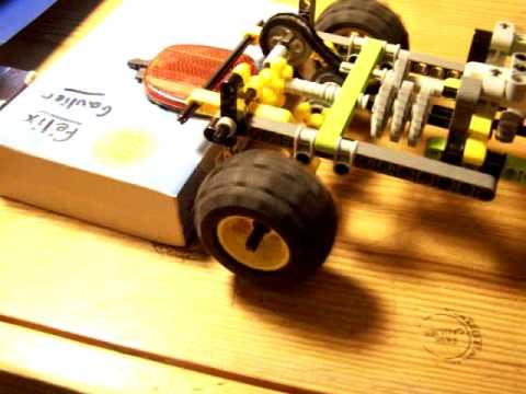 voiture avec boite 3 vitesses lego technic youtube. Black Bedroom Furniture Sets. Home Design Ideas