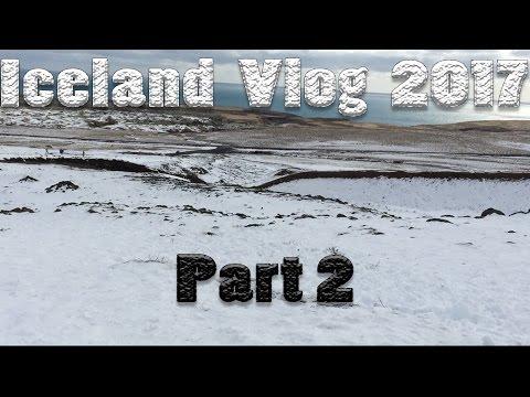 ICELAND VLOG 2017 | PART 2 IN BUDIR!
