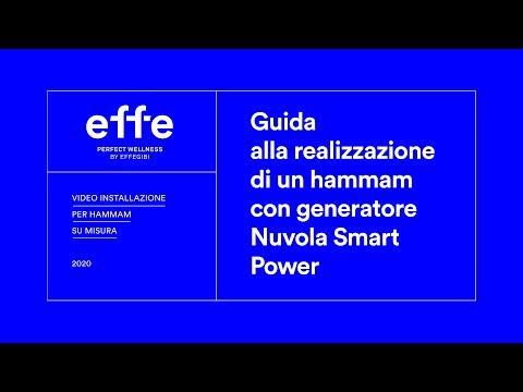 Nuvola Smart Power (short) | Effe Perfect Wellness | IT