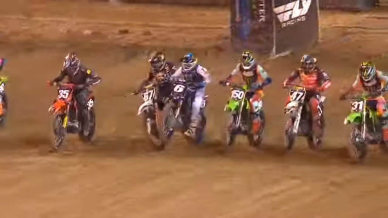 Round #8 Supercross 250SX Highlights from Orlando