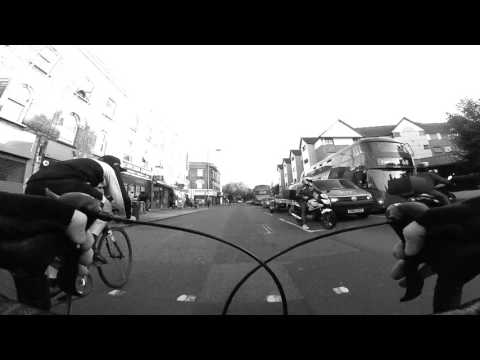 Shredding the streets of South London