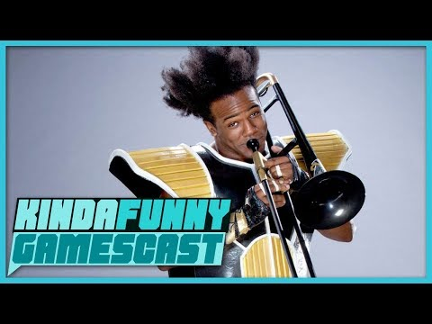 Being A Black Nerd in 2018 (w/ WWE Superstar Xavier Woods) - Kinda Funny Gamescast Ep. 160