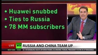 Russia rescues Huawei — US ban backfires