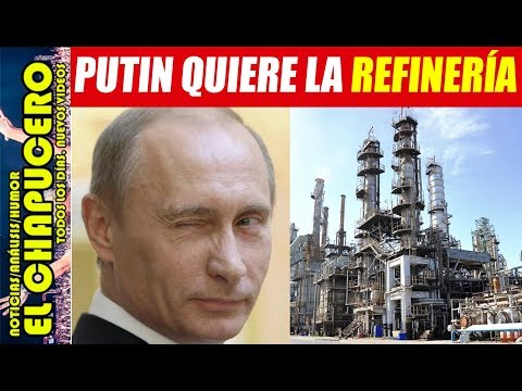 TIEMBLA EU! RUSIA Y PUTIN INVERTIRÁN EN REFINERÍA DE AMLO