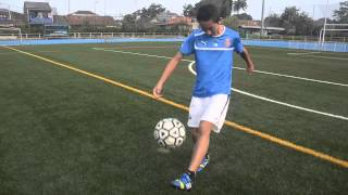 JIS Varsity Soccer Promo Video 2013