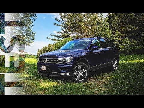 Volkswagen Tiguan 2.0 TDI 4Motion | TEST