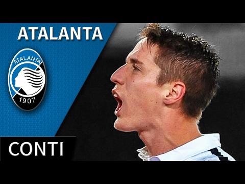 Andrea Conti • Atalanta • Best Defensive Skills & Goals • HD 720p