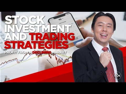 Stock investment & trading strategies. Profit from a Declining Market