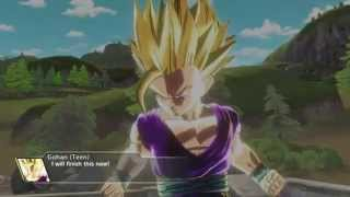 Dragon Ball Xenoverse Online Parallel Quest Power Teams Defeat Goku and Cell