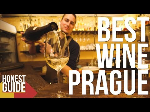 BEST WINE PLACES in PRAGUE (honest guide)