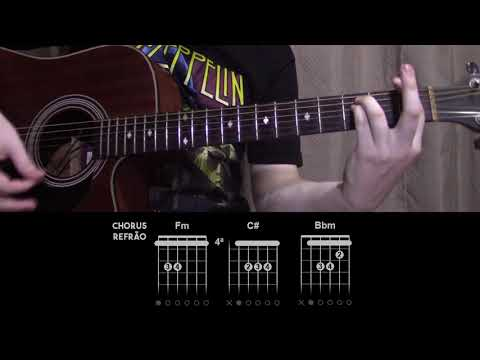 Let It Go - The Neighbourhood - Guitar Lesson Tab (Tutorial) - How To Play thumbnail