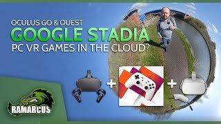 Oculus Go & Quest // What could Google Stadia mean for standalone VR headsets? thumbnail