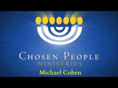"""Chosen People  """"Messiah In The Passover"""" Michael Cohen 3 29 2015"""