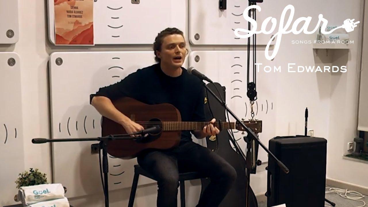 Tom Edwards - Sing So Loud   Sofar Murcia