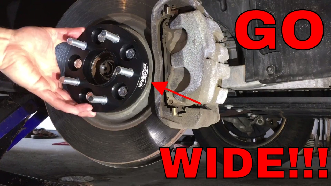 Jeep Renegade Trailhawk Lift >> Wheel Spacer & Black Lug Install! (BORA) - Jeep Cherokee Trailhawk - YouTube