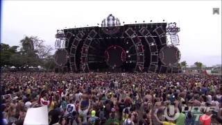 W&W Live @ Mainstage Ultra Miami - This is Brazil !! By JETFIRE & Happy Enemies