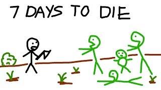 WPUSZCZAMY WIDZÓW NA SERWER - 7 DAYS TO DIE - EKIPOWO! - Na żywo