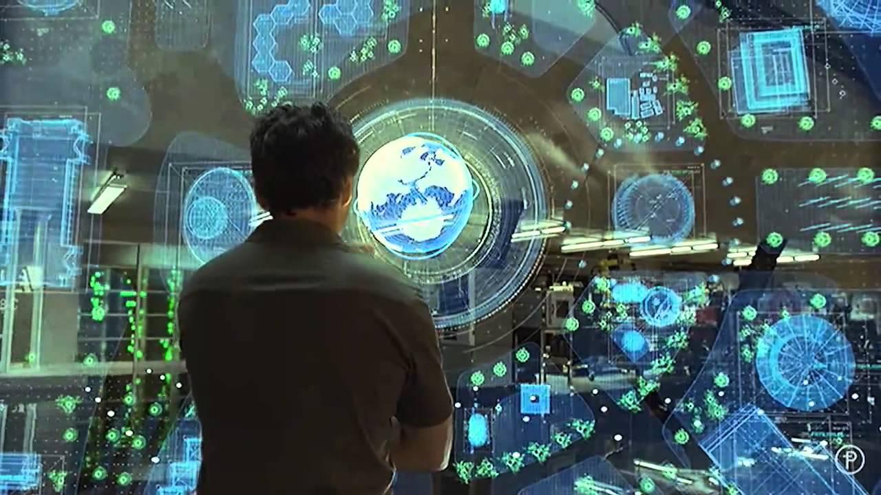 Iron Man 2 Amazing Interfaces Amp Holograms Pt 2 Of 3