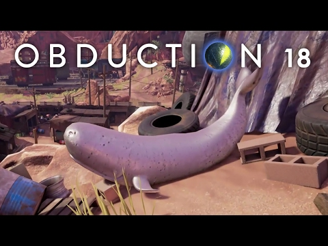 Obduction   Deutsch Lets Play #18   Blind Playthrough   Ingame English