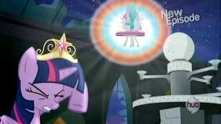 My Little Pony : Celestia vs Nightmare Moon - Polish Fandub