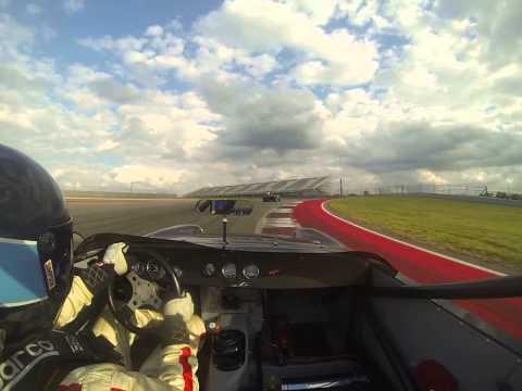 2013 U.S. Vintage National Championship - Austin F1 Track