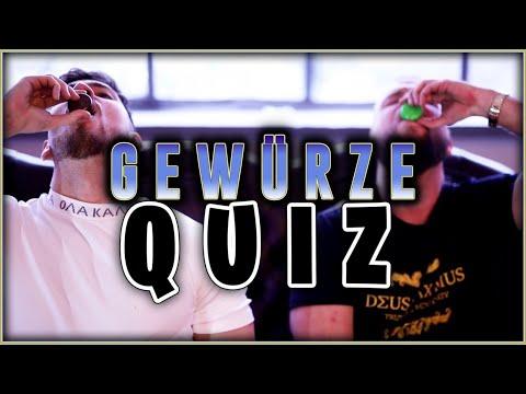 Blind Gewürze-Quiz mit Felix von van Blume (mit STRAFE)