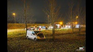 Ongeval knooppunt Ewijk zorgt korte tijd voor vertraging