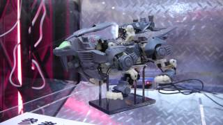 "2013 TOKYO TOY SHOW ""MOVIG REAL ZOIDS"""