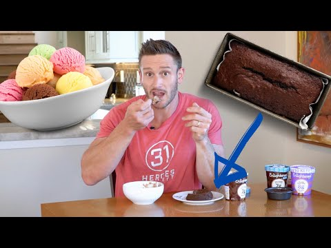 Eat Cake and Ice Cream with Me (National Cheat Meal Day)