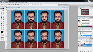 How to make passport size phot…