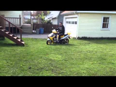 SUNL Scooter 150cc