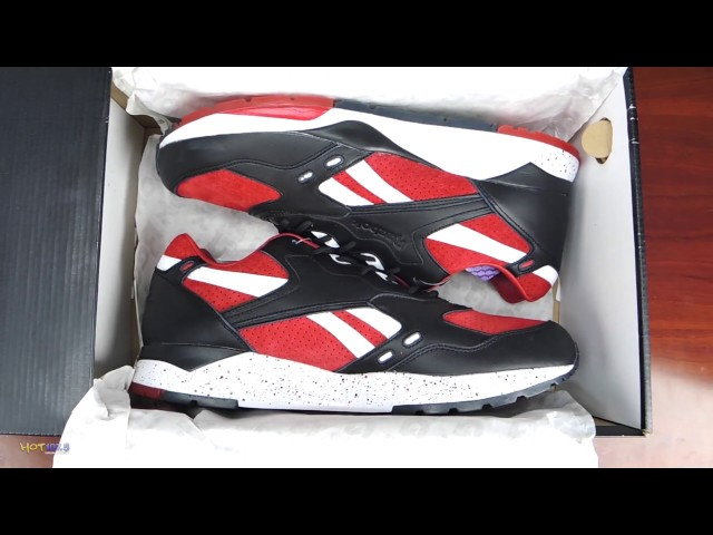 best loved 8129d 9160d EXCLUSIVE: Unboxing The Reebok x Red Wings Bolton By Burn Rubber | Hot 107.5