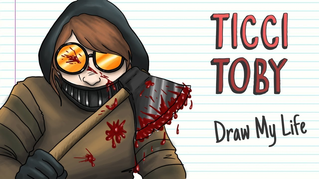 Download TICCI TOBY   Draw My Life