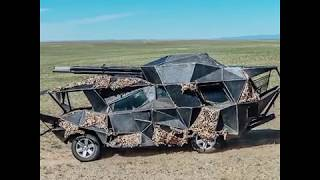 MAD MAX style trucks! Russian man creates one-of-a-kind vehicles