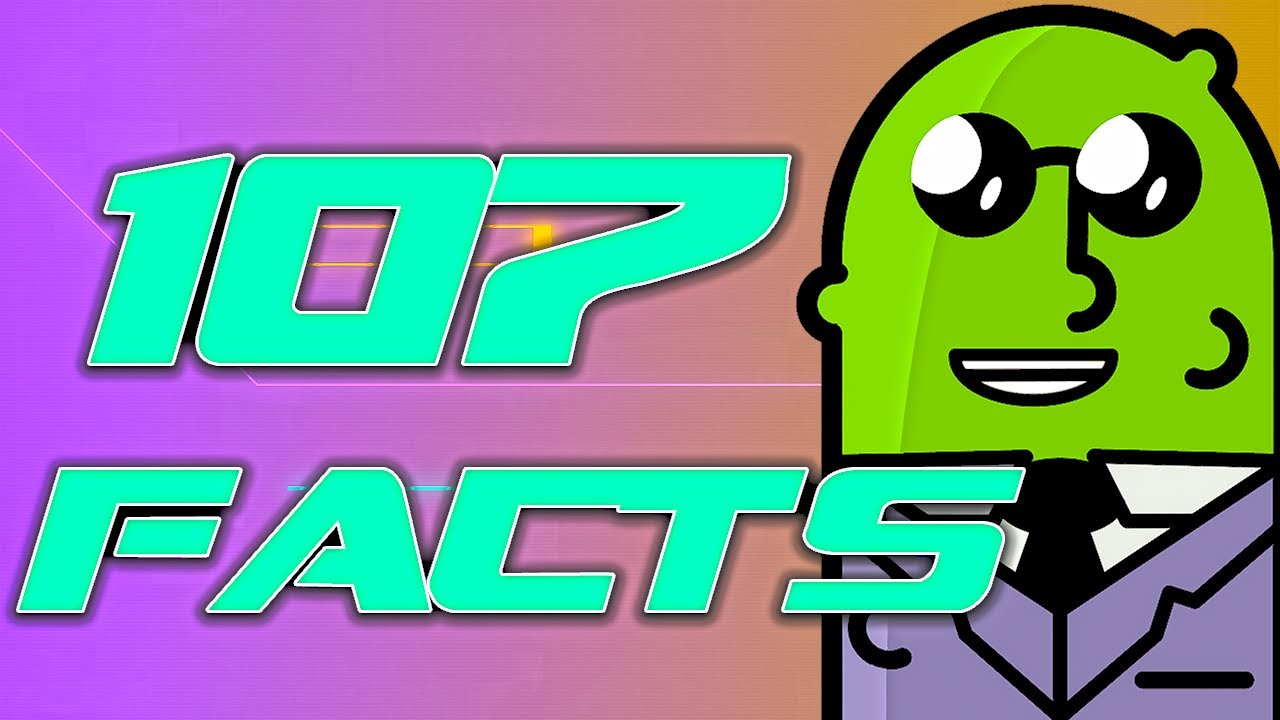 107 FACTS ABOUT THEFORMALPICKLE | 50K SUBSCRIBER SPECIAL