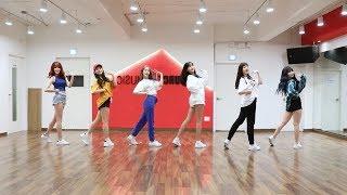 GFRIEND (여자친구) - 여름여름해 (Sunny Summer) Dance Practice (Mirrored) thumbnail