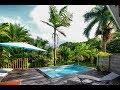 Locations Villa Martinique piscine 2 chambres Rivière Pilote