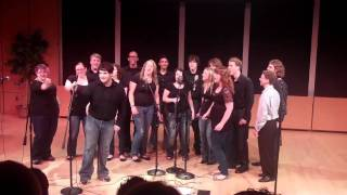 Stocktones - Big Band Medley (A Capella)