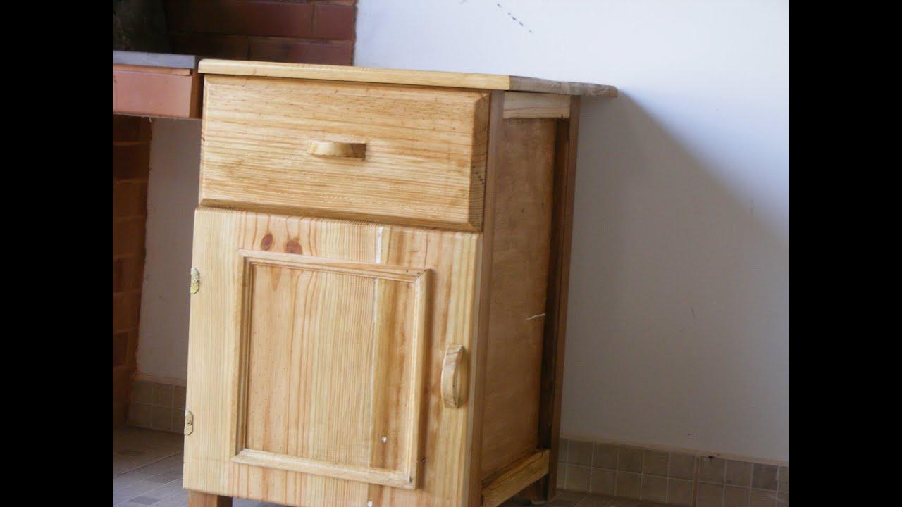 MARCENARIA Mini armario rustico   #916C3A 3000x2250