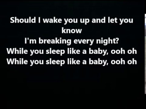 K. Michelle - Sleep Like a Baby (Lyrics)