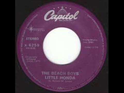 "The Beach Boys - ""Little Honda"" - (1964) - Capitol Records"