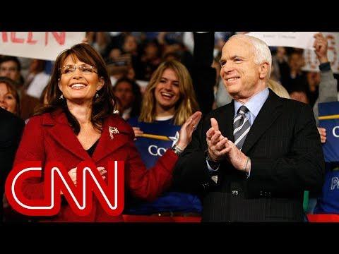 Sarah Palin not invited to John McCain's funeral
