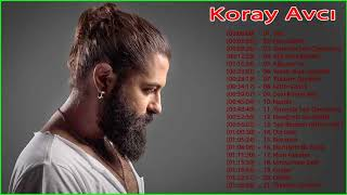 şarkıcı Koray Avcı 2018'in en iyi albümü -  Koray Avcı Hist Album 2018