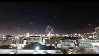 12 hours of illegal fireworks in Hawaii - rickyli99
