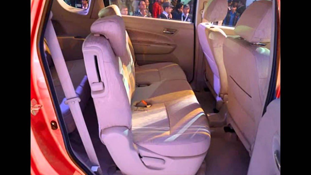 Maruti Suzuki XA Aplha SUV Interiors